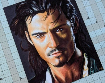 Will Turner Art Print