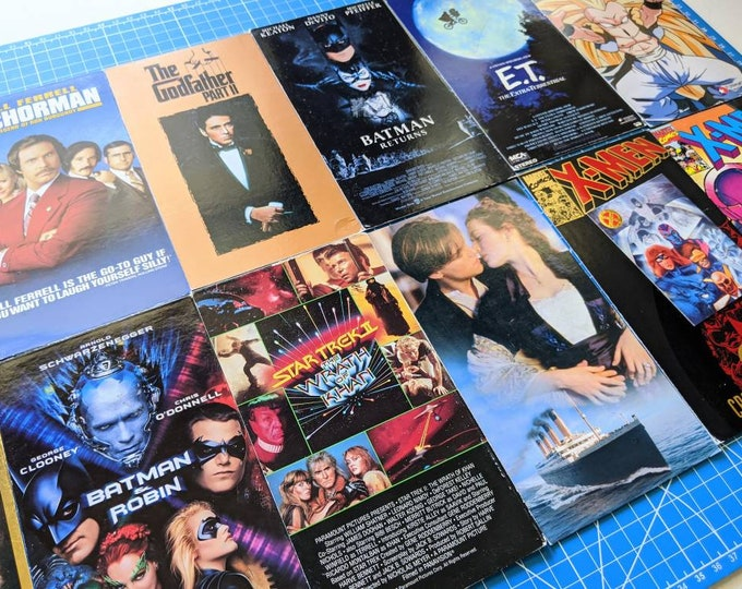 VHS Magnets (Front Cover)