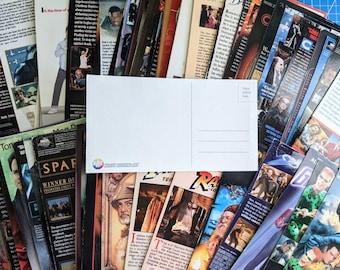 VHS Postcards (L-Z)