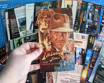 VHS Postcards (A-K)