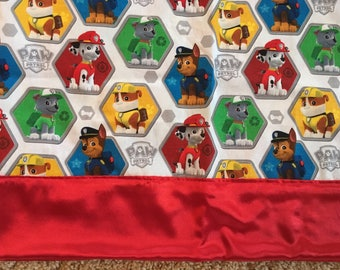 Skye/Everest Paw Patrol Curtains