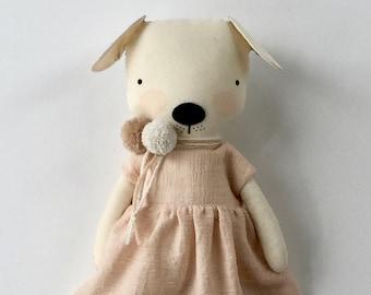 luckyjuju puppy dog doll - girl