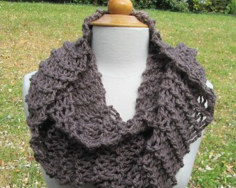 OUTLANDER inspired Scarf Claire Wool Free