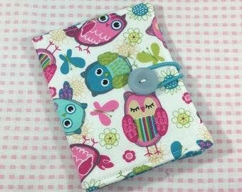 Tea Wallet, Tea Bag Holder, Tea Keeper, Take Along Tea Holder, Tea Lover Gift Idea