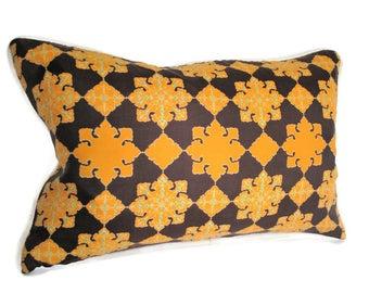 Vintage Vera Neumann Scarf Pillow Sham