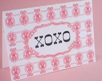 XOXO I Love You