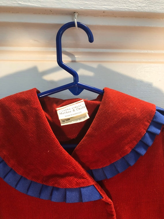 Laura Ashley Mother and Child Corduroy Little Gir… - image 4