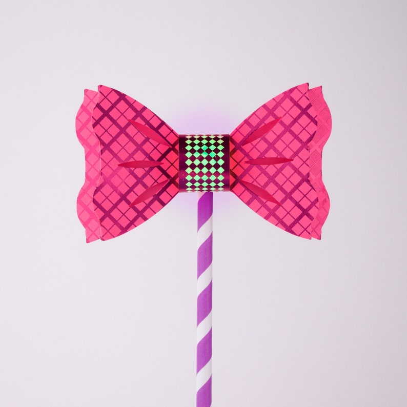 391cdb2eefeb Blinky Bow Ties Party Kit Makes 10 Make Bow Ties that