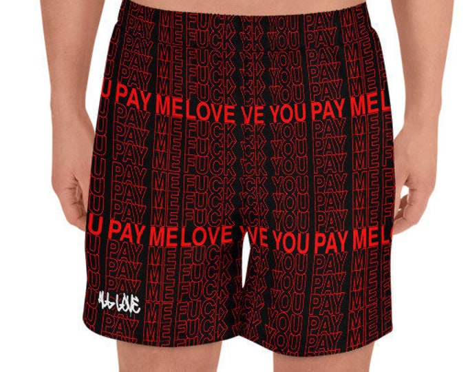 Men's Board Shorts - Love You Pay Me