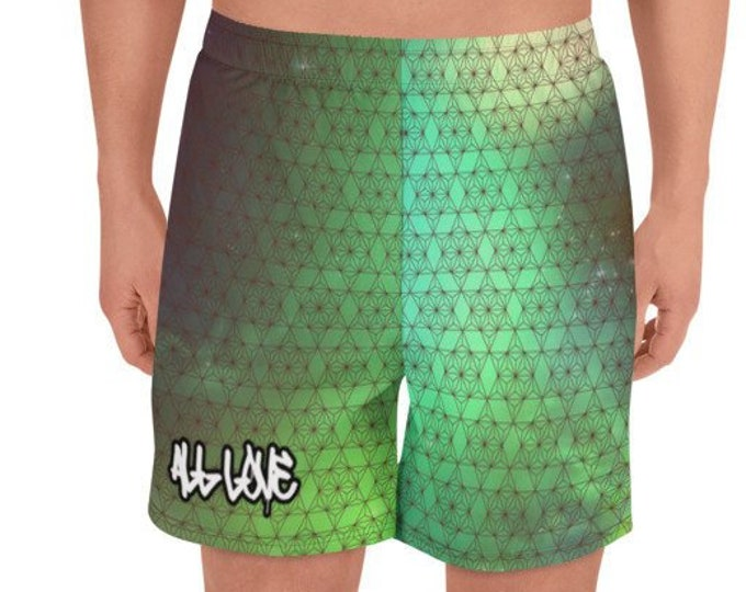 Men's Board Shorts - Third Eye Jerry