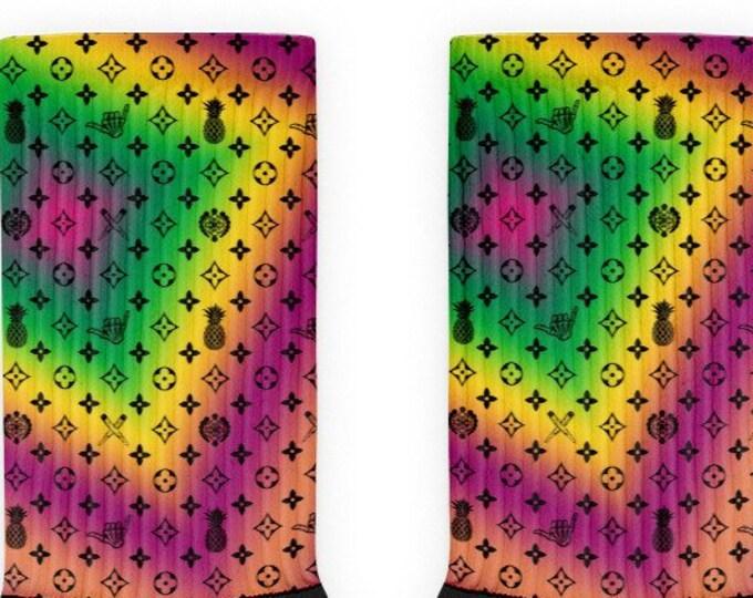 Socks - La Vida Piña x LVSD (Multicolor)
