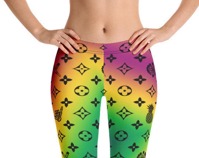 Leggings - La Vida Piña x LVSD (Multicolor)