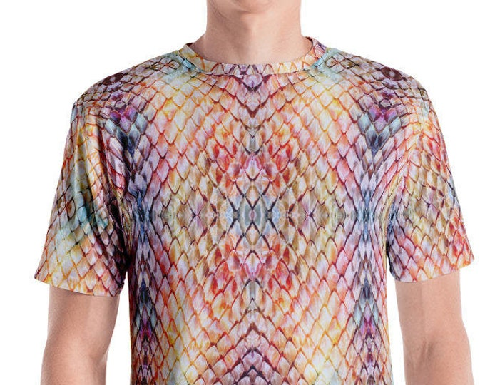 T-Shirt - Rainbow Serpent