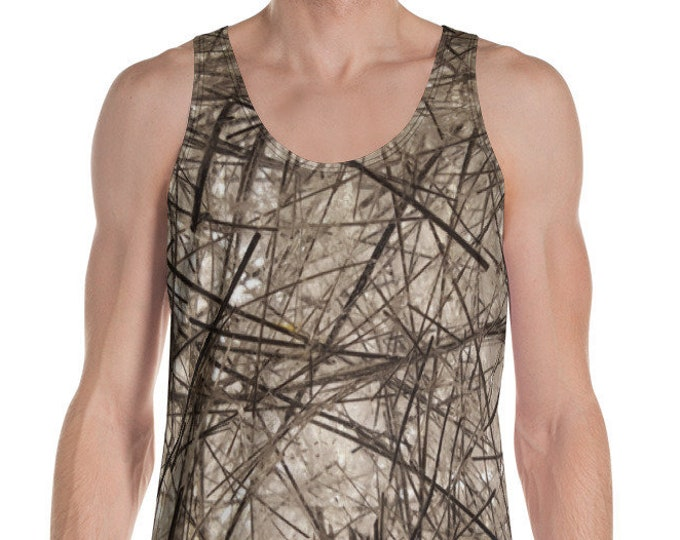 Men's Tank Top - Tourmaline Quartz