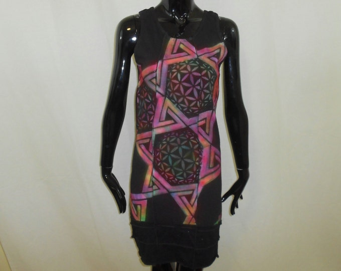 Womens Dress - One-Of-A-Kind Storey/Wurthy Collaboration