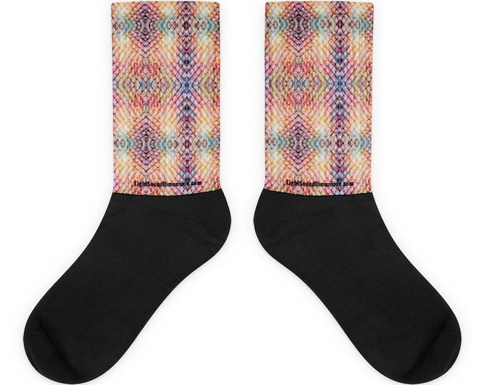 Socks - Rainbow Serpent