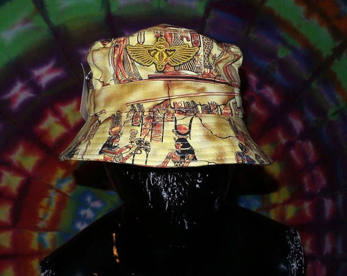 Bucket Hat - Scarab (One-of-a-kind)