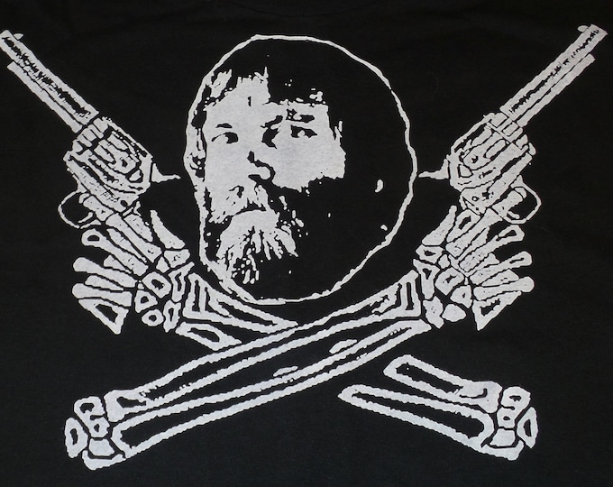 Made-To-Order T-Shirt/Tank/Long Sleeve/Women's - Brent Mydland Guns