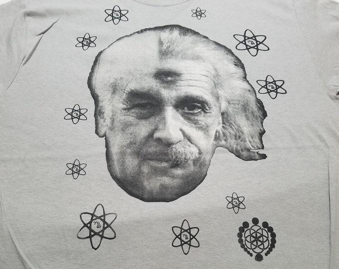 T-Shirt - Albert Hofstein (on Ice Gray)