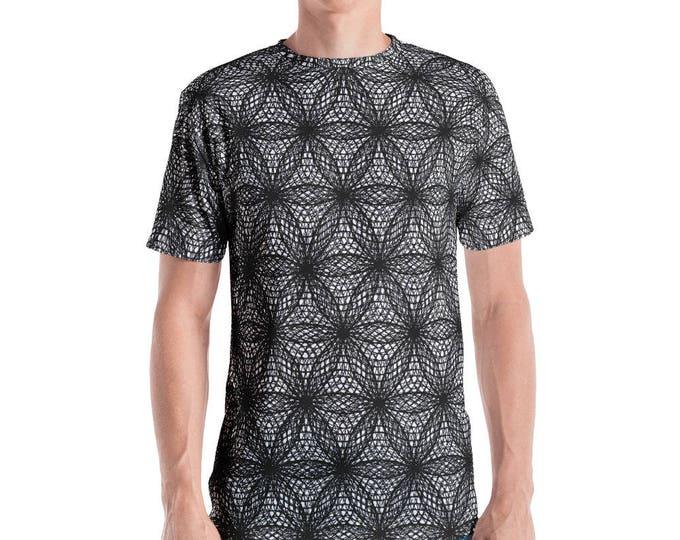 T-Shirt - Fibonacci Flower of Life