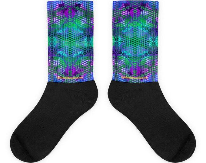 Socks - Flower of Life Expansion