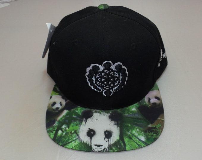 Snapback Flat-Brim Hat - Logo (One-of-a-kind)