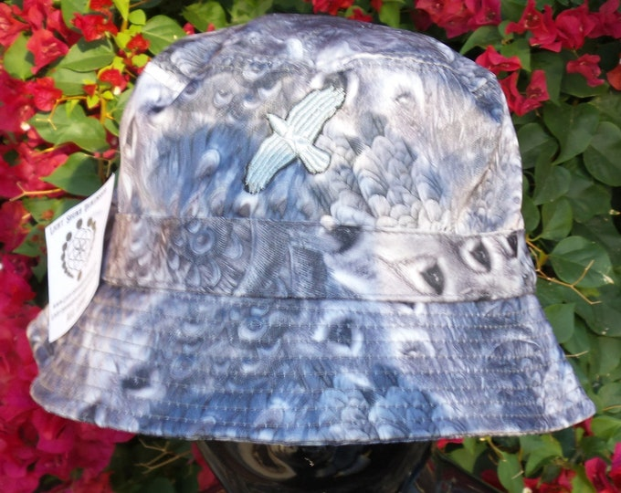 Bucket Hat - Fly Bird (One-of-a-kind)