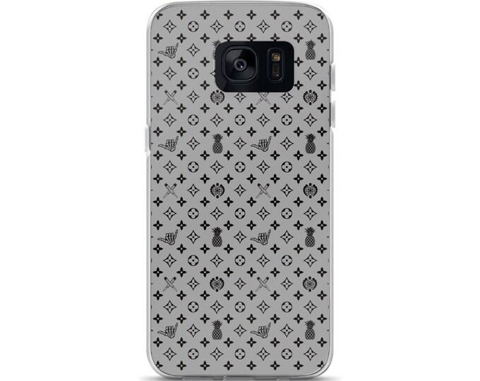 Samsung Case -  La Vida Piña x LVSD (Black & Gray)