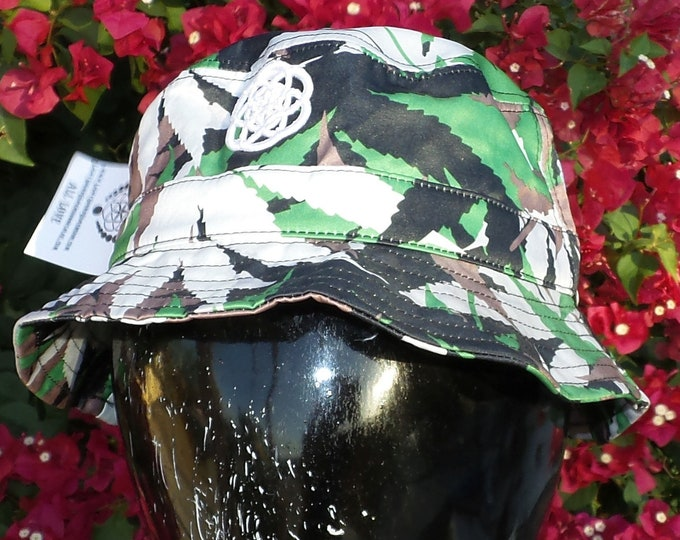 Bucket Hat - Seed of Creation (One-of-a-kind)