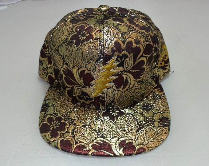 Snapback Flat-Brim Hat - 13-Point Bolt (One-of-a-kind)