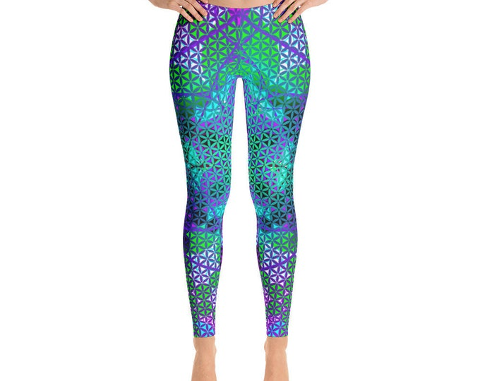 Leggings - Flower of Life Expansion