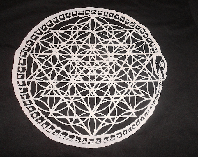 Made-To-Order T-Shirt/Tank/Long Sleeve/Women's - Seal of Ouroboros