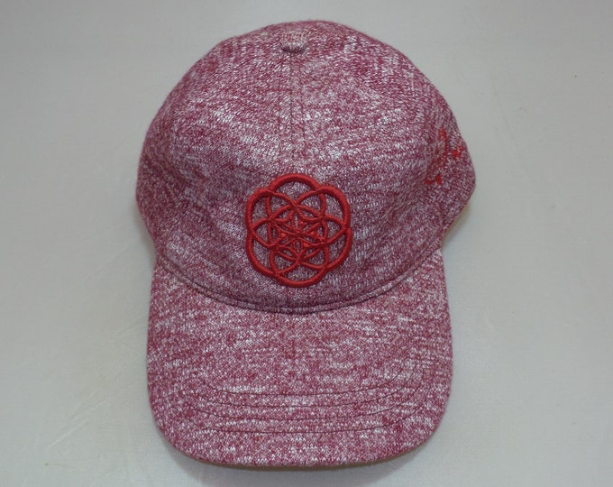Strap-back Dad Hat - Seed Of Creation (One-of-a-kind)