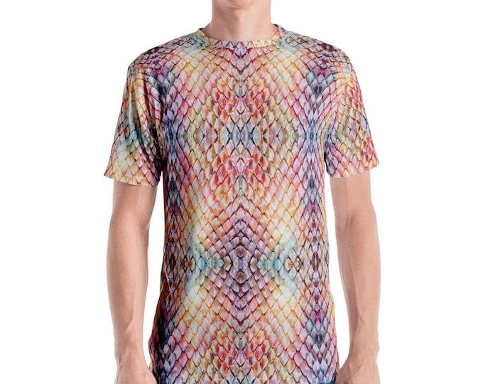 T-Shirt - Rainbow Serpent