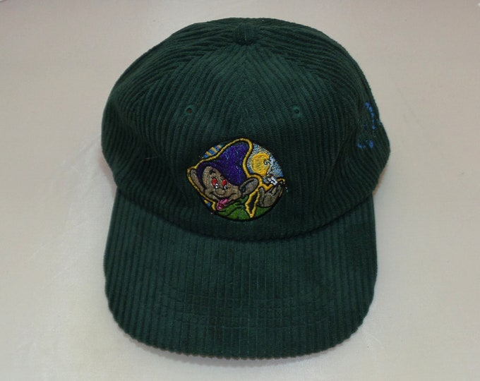 Snapback Bent-Brim Hat - Dopeish (One-of-a-kind)