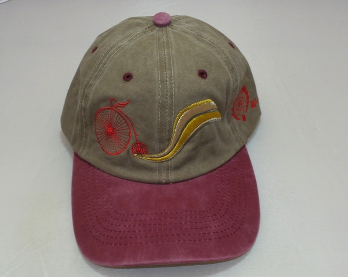 Buckle-back Dad Hat - Skuuurtt (One-of-a-kind)