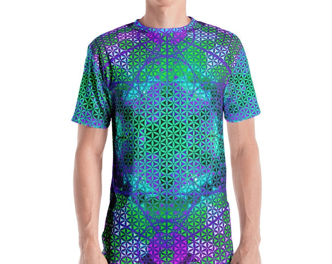 T-Shirt - Flower of Life Expansion