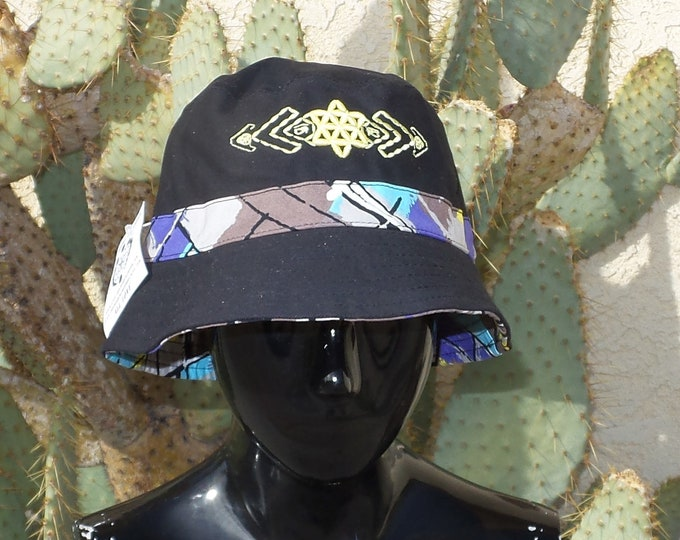 Bucket Hat - Plant (One-of-a-kind)