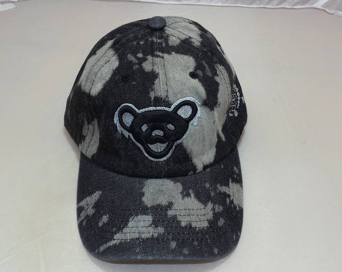 Buckle-back Dad Hat - Jerry Bear (One-of-a-kind)