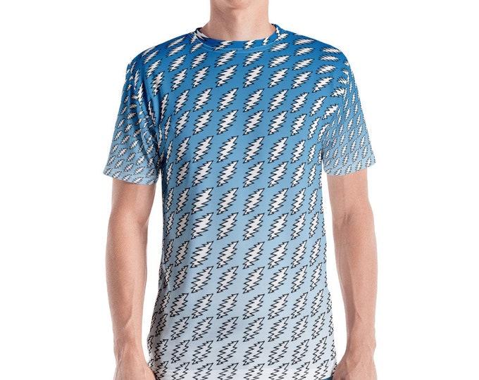 Men's T-Shirt- 13-Point Blue Skies