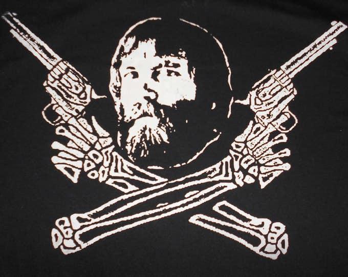 Made-To-Order T-Shirt/Tank/Long Sleeve/Women's - Brent Mydland Guns