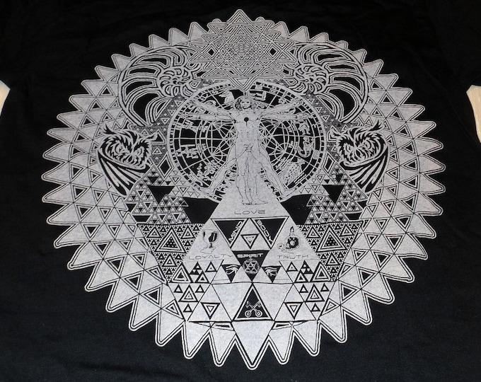 T-Shirt - Fractal of Self