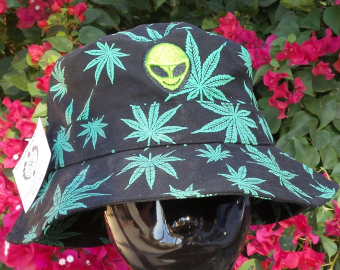 Bucket Hat - Extraterrestrial (One-of-a-kind)