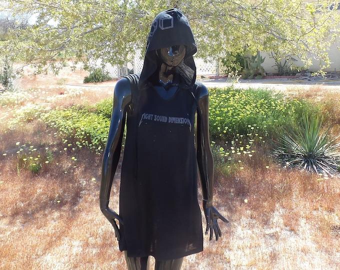 Women's Hooded Dress - Metatron's Ascension