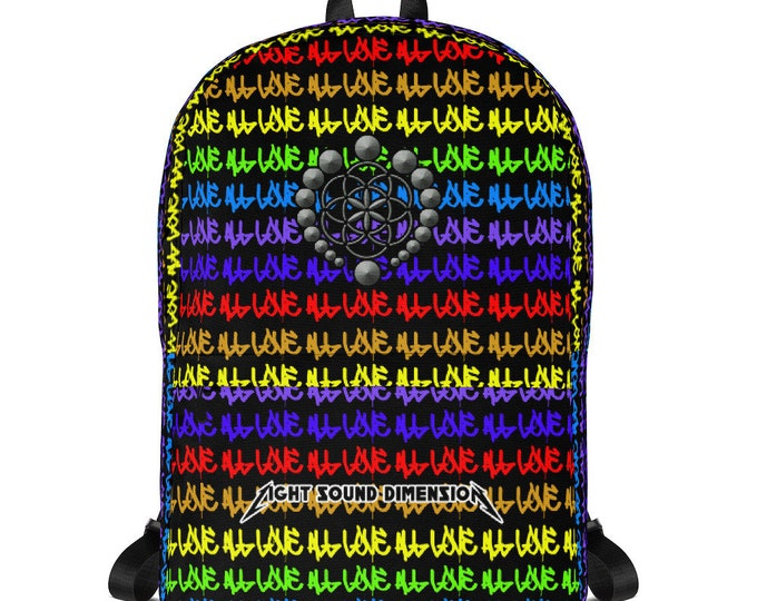 Backpack - ALL LOVE 25