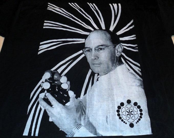 T-Shirt - Young Hofmann (White on Black)