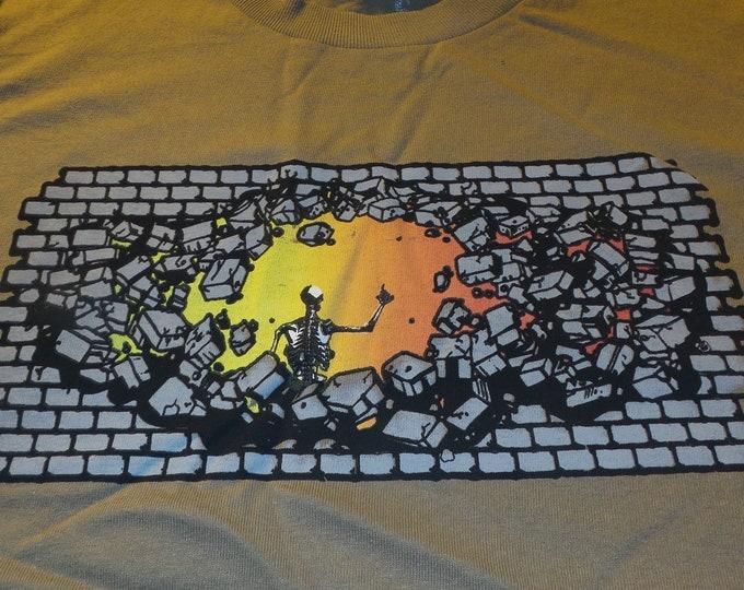 T-Shirt - Breakthrough (on Tan)