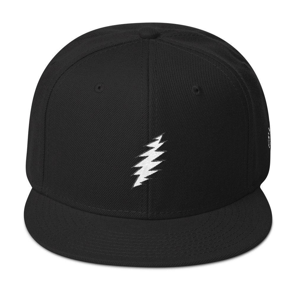 9231b382 Snapback Flat-Brim Hat - 13-Point Bolt
