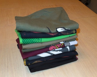Size SMALL Men's 5 T-Shirt Variety Pack