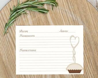 recipe cards printable recipe cards for bridal shower bridal shower game 4x6 recipe cards